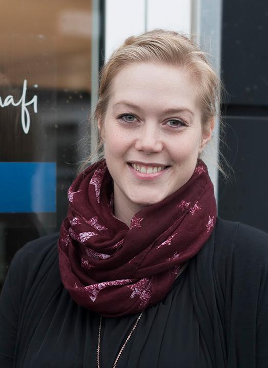 Chanett Koldsø, fotograf og indehaver af Koldsø Fotografi